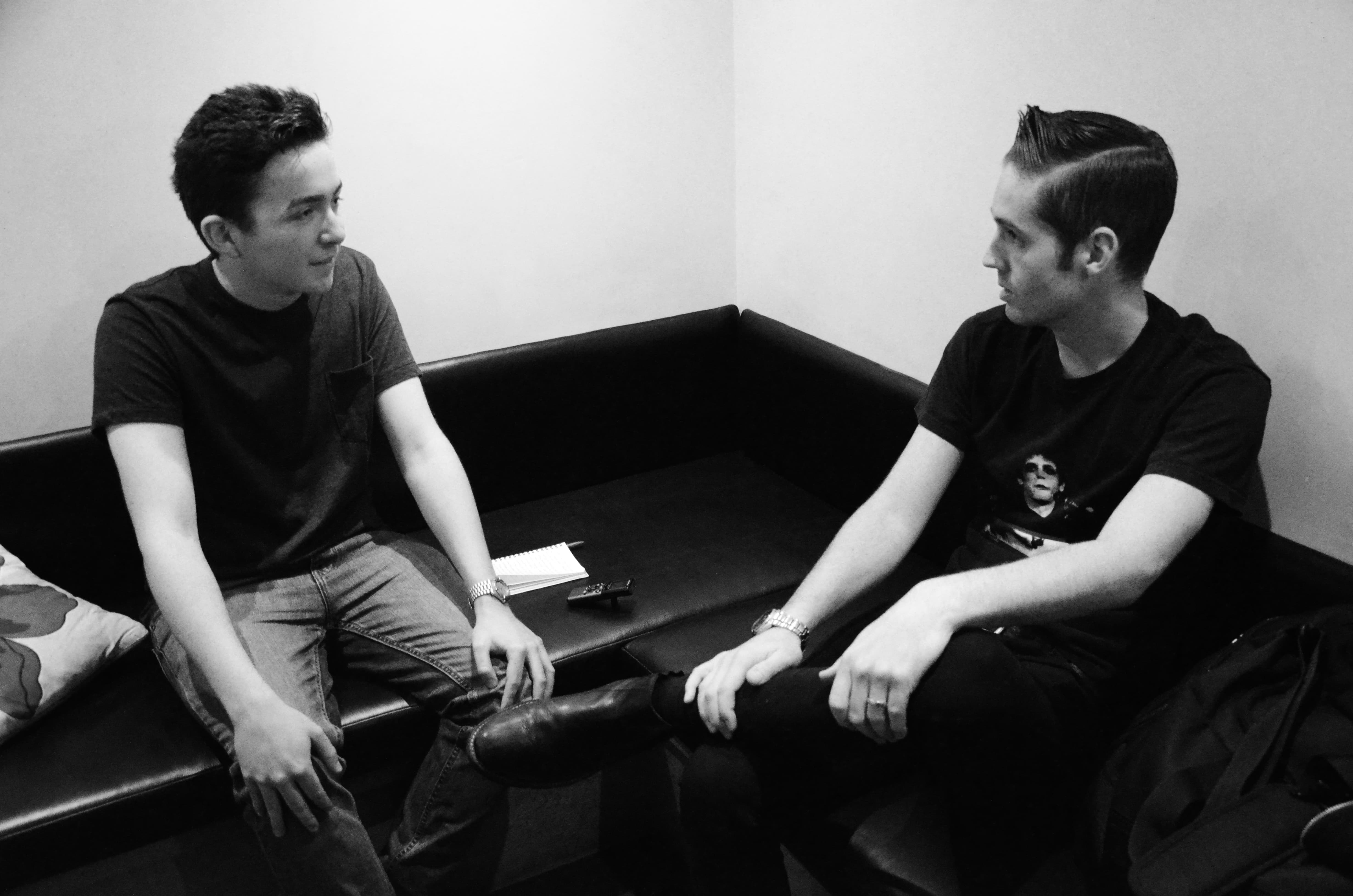 Interview: Glasvegas
