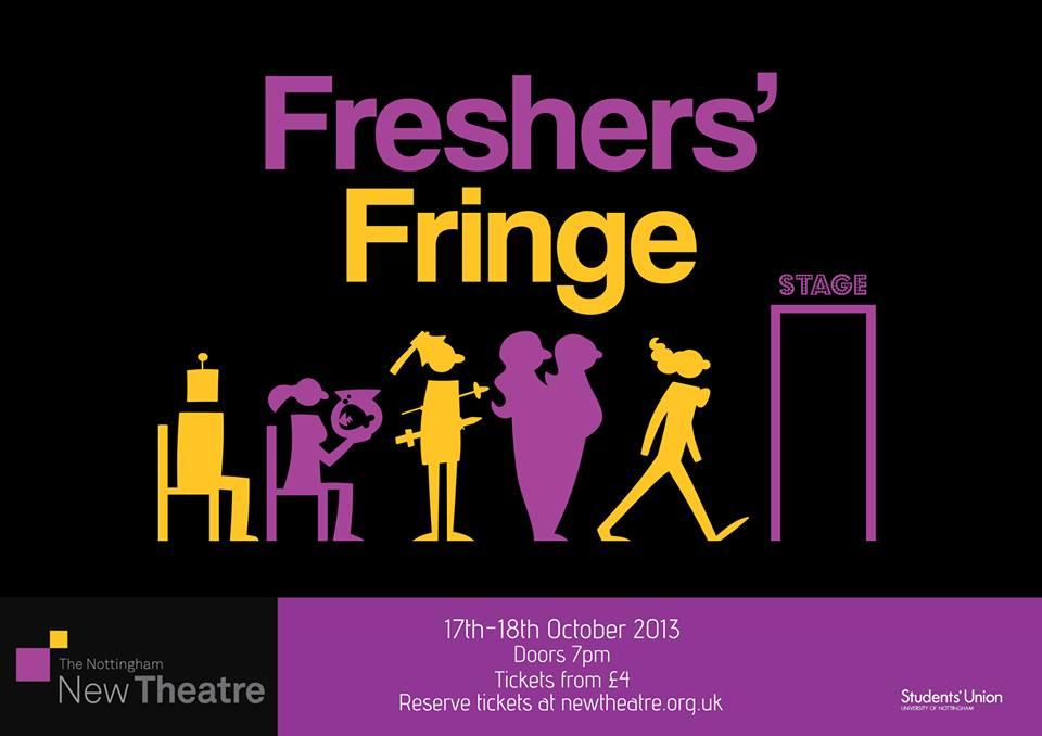 freshers fringe