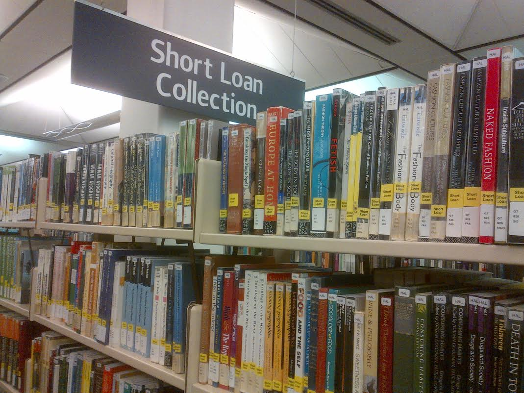 short library loans and our poverty of attention