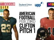 VARSITY AMERICAN FOOTBALL FIXTURE CONFIRMED
