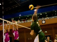 Uni At The Double With Dodgeball and Volleyball Successes