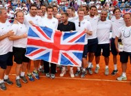 Murray Leads GB Davis Cup Semi-Final Charge in Naples