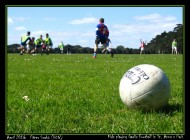 What's At Your Uni? Gaelic Football