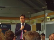 "Q & A with Ed Miliband: ""The most important thing to do with tuition fees is to not be Nick Clegg"""
