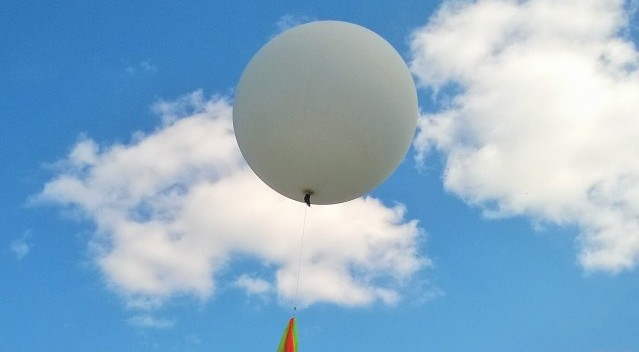 Physics Society's Space Balloon Launch