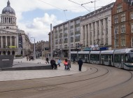 Nottingham Tram Extension Officially Delayed