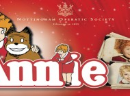 Annie: Nottingham Operatic Society @ Theatre Royal