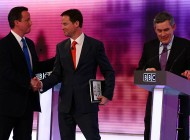 Politics' male focus is excluding greens from tv debates
