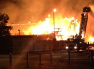 Nottinghamshire Police Say Jubilee Campus Fire Was Not Arson