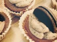 PROCRASTIBAKE: Oreo cupcakes!