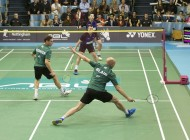 What's On Your Doorstep? National Badminton League