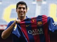 How Luis Suárez Has Settled into Barçelona