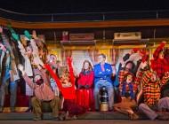 Review: National Theatre Live: Treasure Island