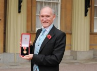 Sir David Greenaway honoured with Festscrift
