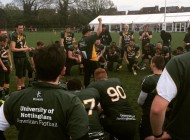 Varsity American Football Match Report: UoN 6-14 NTU