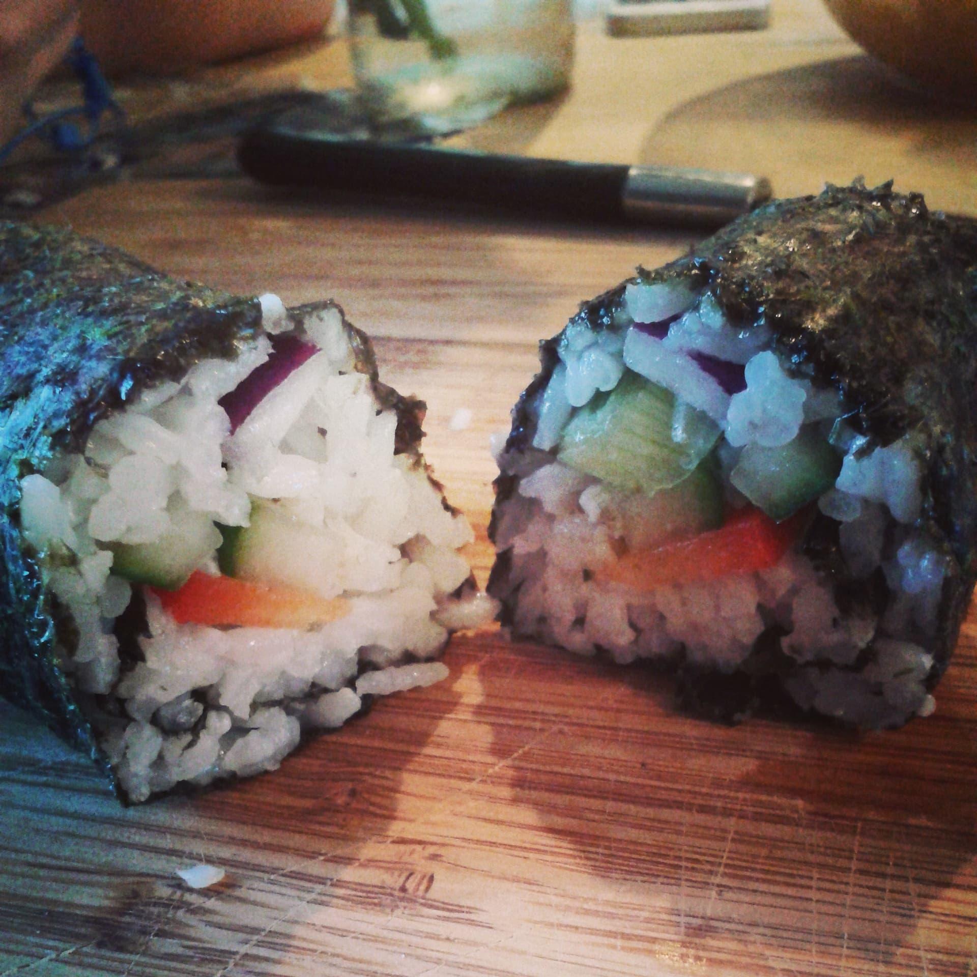 D.I.Y. Sushi