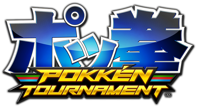 Pokken Tournament Logo | en.wikipedia.org/wiki/File:Pokken_Tournament_logo.png